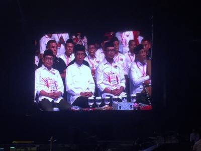 Jokowi Hadiri Pembekalan Caleg PKB