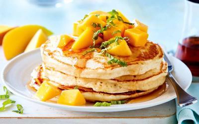 Chef Bikin Pancake Pakai Ulekan, Netizen : Bau Terasi Gak Chef Pancakenya?