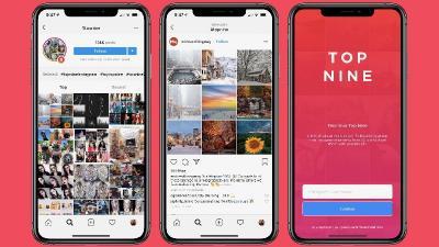 Intip Cara Membuat Best Nine Instagram untuk Android dan iOS