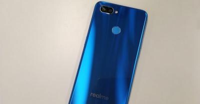 Realme U1 Tawarkan Desain Premium dengan Fitur Kekinian