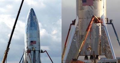 Starship Hopper Milik SpaceX Bakal Meluncur dan Mendarat Kembali