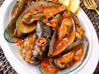 Rekomendasi Resep Serba Kerang dengan Saus Pedas, Bikin Makan Siang Semakin Lahap!