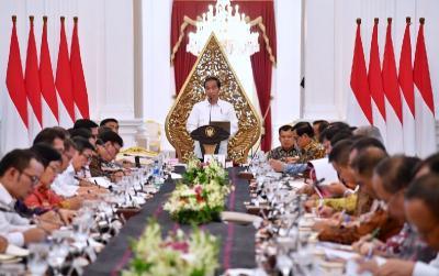 Presiden Jokowi: Pensiunan PNS Harus Lebih Sejahtera