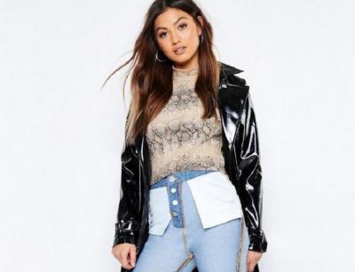 Tren Fashion 2019 Makin Aneh, Celana Jins Kebalik Ini Langsung Viral di Medsos
