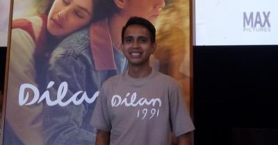 Perankan Mas Herdi di Dilan 1991, Andovi Da Lopez Berasa Anak Bawang