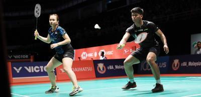 Ini PR Praveen Melati untuk Tampil di Indonesia Masters 2019