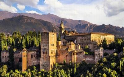 Mengintip Pesona Istana Alhambra, Lokasi Syuting Memories of The Alhambra