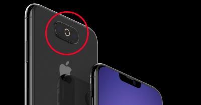 iPhone 2019 Bakal Dilengkapi Fitur 3 Kamera?