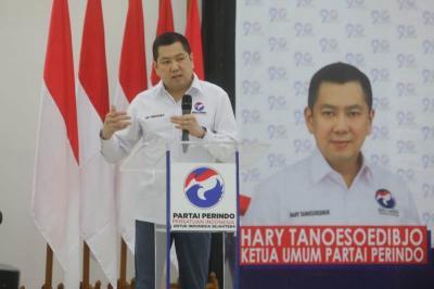 Hary Tanoe ke Caleg Perindo: Menangkan Pemilu, Bangun Masyarakat Bawah dengan Kebijakan Tepat Sasaran