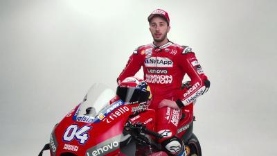 Ducati Luncurkan Motor Baru, Dovizioso: Terlihat Lebih Cantik