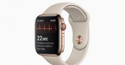 Apple Watch Series 5 Dilengkapi Fitur Pendeteksi Stroke