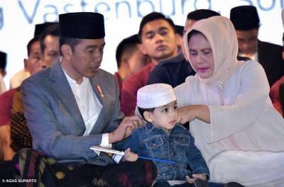 Ternyata Ini Alasan Jokowi Lebih Pilih Jan Ethes daripada Kaesang