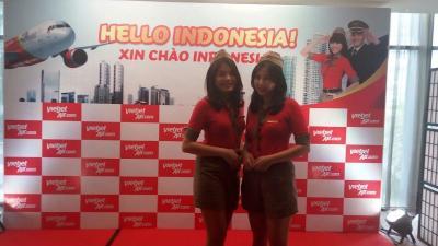 VietJet Buka Rute ke Indonesia, Menhub: Jangan Pakai Bikini