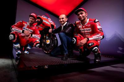 Dovizioso Minta Kemampuan Menikung Motor Ducati Ditingkatkan