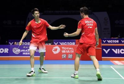Han Chengkai Senang Main di Indonesia Masters 2019