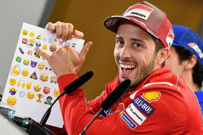 Dovizioso Beberkan Alasannya Lebih Bahagia Tanpa Lorenzo