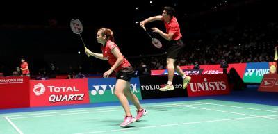Praveen Melati Tembus Babak Kedua Indonesia Masters 2019