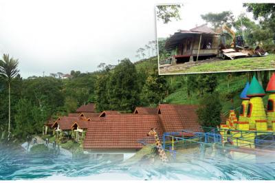 Vila Ilegal hingga Bangunan Liar di Kawasan Puncak Bakal Ditertibkan