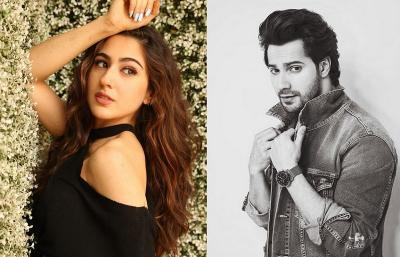 Sara Ali Khan dan Varun Dhawan Akan Bintangi Film Remake Coolie No.1