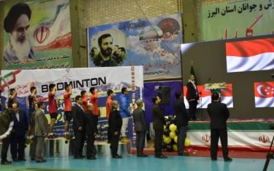 Tim Bulu Tangkis Indonesia Sabet 2 Emas dalam Kejuaraan di Iran