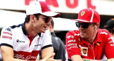 Raikkonen Ingatkan Leclerc soal Politik di Scuderia Ferrari