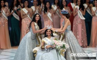 Potensi Ini yang Membuat Princess Megonondo Jadi Miss Indonesia 2019