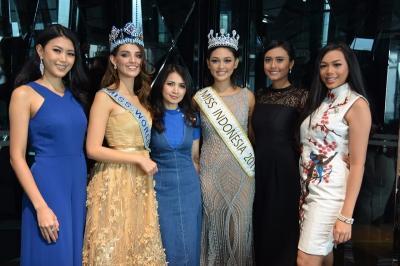 Vanessa Ponce Sebut Princess Megonondo Berpeluang Besar Menangi Miss World 2019