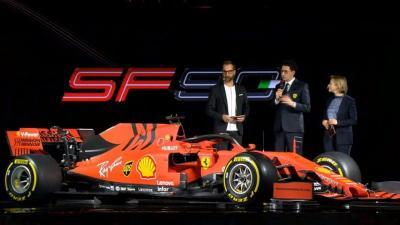 Ferrari Luncurkan Mobil Baru untuk F1 2019