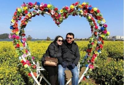 Mengintip Keindahan Pulau Jeju, Destinasi Romantis Ahok BTP dan Puput Nastiti Devi