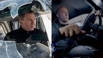Universal Undur Jadwal Rilis Sekuel James Bond dan Fast & Furious