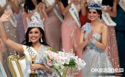 Princess Megonondo Curhat di Medsos Usai Terpilih Jadi Miss Indonesia 2019, Begini Isinya