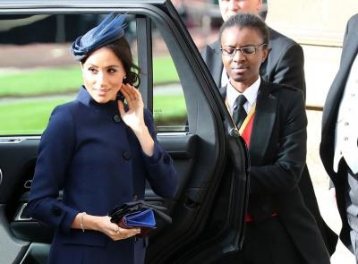 Belum Setahun Jadi Duchess, Aksen Meghan Markle Sekarang Makin British?