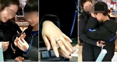 Bocah Ini Ingin Belikan Cincin Berlian untuk Ibu, Tangis Netizen Pecah