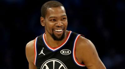 Kebanggaan Kevin Durant Raih Gelar MVP di NBA All-Star 2019