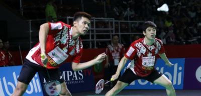 Bahagianya Fajar Alfian Kembali Berpasangan dengan Lee Yong Dae