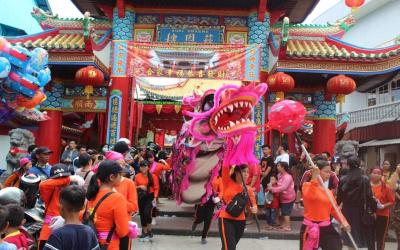 Ritual Buka Mata Naga, Mengharap Berkah Mengusir Roh Jahat