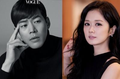Jang Nara dan Lee Sang Yoon Bakal Jadi Suami Istri dalam VIP