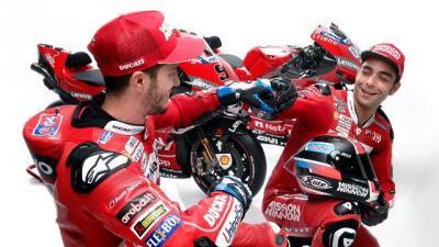 Ducati Harap Kerja Sama Apik antara Dovizioso dan Petrucci di MotoGP 2019