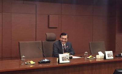 Punya Lahan untuk Bisnis Tambang, Menko Luhut: Saya Dapat Sebelum Jadi Menteri