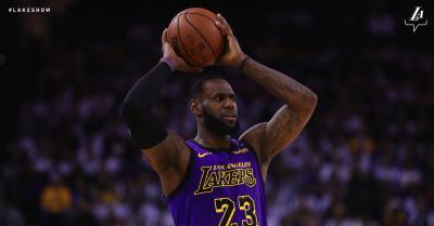 Pulih Total, LeBron James Siap Bangkitkan LA Lakers di NBA 2018-2019