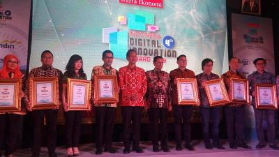 MNC Life Raih Penghargaan Indonesia Digital Innovation Award 2019