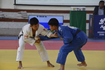 Ketua Umum PB PJSI : Kejurnas Judo sebagai Tolak Ukur Perkembangan Atlet di Daerah