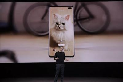 Samsung Galaxy S10 Punya Fitur yang Milenial Banget, Apa Itu?