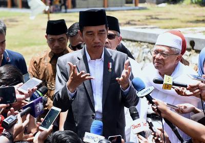 Jokowi Bakal Sampaikan Gagasan Besar di Acara Konvensi Rakyat