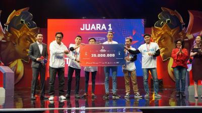 8 Regional Terpilih Lanjut ke Babak Grand Final Turnamen Piala Presiden Esports 2019