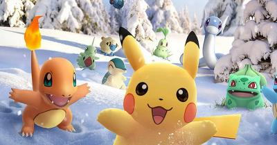 Developer Game Pokemon Go Raih Untung Rp35 Triliun