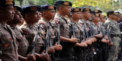 Mengintip Besaran Kenaikan Gaji Polisi