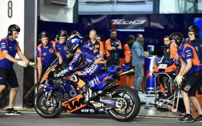 Bos KTM Komentari Debut Oliveira di MotoGP Qatar 2019
