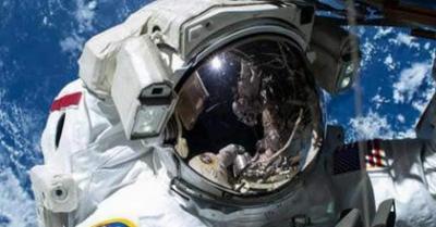 Astronot Stres saat Perjalanan Luar Angkasa Picu Aktivasi Virus