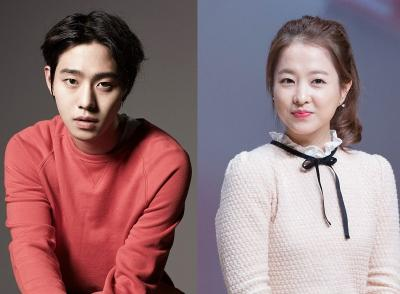 Park Bo Young dan Ahn Hyo Seop Jalani Sesi Pembacaan Skrip Abyss